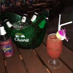 Bucket Of Singha & Bloody Mary