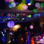 Neon Birthday party at Viceregal