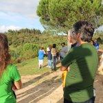 Visita guiada ao Centro de Recuperação do Lobo Ibérico. Guide visit to the IWRC.