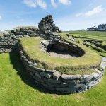 Jarlshof Prehistoric and Norse Settlement