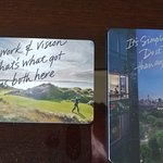 KEY CARDS: LOVED THE SAYINGS!