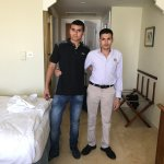 with the best housekeeper hani