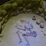 Grave dating to 3,500 B.C.