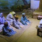Diorama of a Nubian Classroom