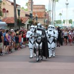 March of the storm troopers
