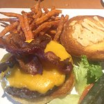 Thursday's $7 Burger & Beer Special