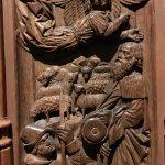 Carvings // The Met Cloisters