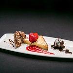 Double Tree Dessert Sample