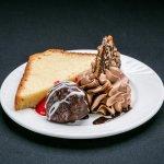 Double Tree Dessert Sampler