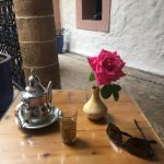Pause thé au Calme