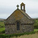 The chapel exterior