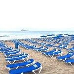 ¿Os apetece un día de playa? Benidom os espera #spaininmyheart #benidorm #diadeplaya
