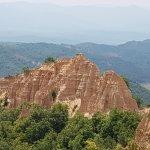 The Melnik Pyramids