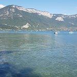 Lac d'Annecy Foto