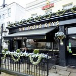 The Cross Keys - Traditional English pub