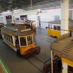 Old Tram Shed