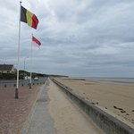 Omaha Beach, where the greatest loss of life occurred, over 2,000 Americans.