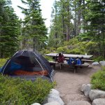 Emerald Bay Campground Foto