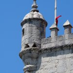 Watchtower on the Belem Tower
