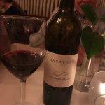 Good wine.