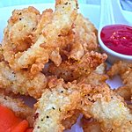 Calamari - Excellent and well portioned