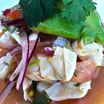 Best Conch Ceviche on the Island
