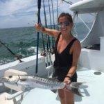 43 inch barracuda!