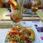 Salade Arleblanc: un beau et bon melange de saveurs !