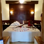 Platinum Suite with room decoration daily