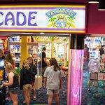 Visit Fat Daddy's Arcade inside Fudpucker's on Okaloosa Island!
