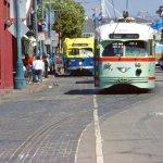 Streetcar from Market Street Line