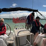 A great days sailing