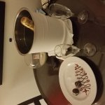 """Awesome vacation, and the staff """"Excellente'"""" We were celebrating our anniversary and they made"""