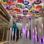 The village within Dubai Mall