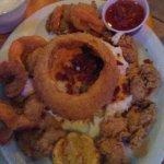 Fried seafood!