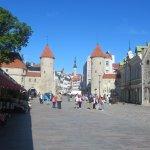 Tallinn Old Town Foto