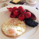 The English Breakfast offering
