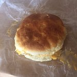 Bacon, Egg and Cheese Biscuit