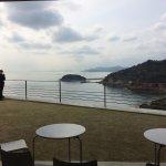 Vista desde el restaurante del Museo
