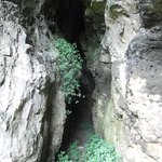 And another crevice