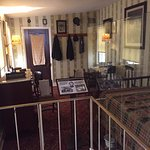 The room where Lincoln died