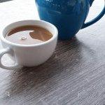 Hot English Breakfast Tea