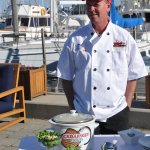 Chef Tony on National TV up in Newport, RI.