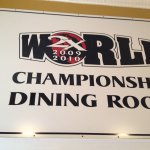 Check out our Championship dining room for parties & Functions.