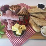 Traditional ploughmans