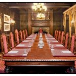 Royal Oak is a cozy place to host your next business meeting.