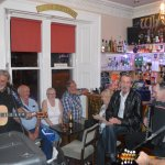 Live Music in the bar, please note this can be heard in the rooms