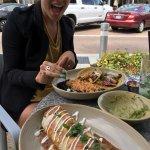 Baja margarita was best spicy marg we ever had anywhere.