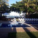Aquarela Praia Foto