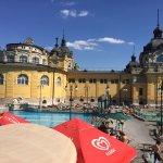 Széchenyi Baths and Pool Foto